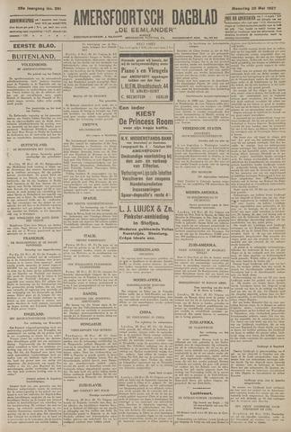 Amersfoortsch Dagblad / De Eemlander 1927-05-30