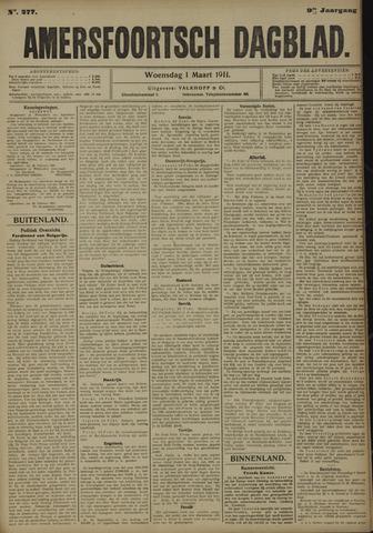 Amersfoortsch Dagblad 1911-03-01