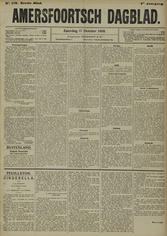 Amersfoortsch Dagblad 1908-10-17