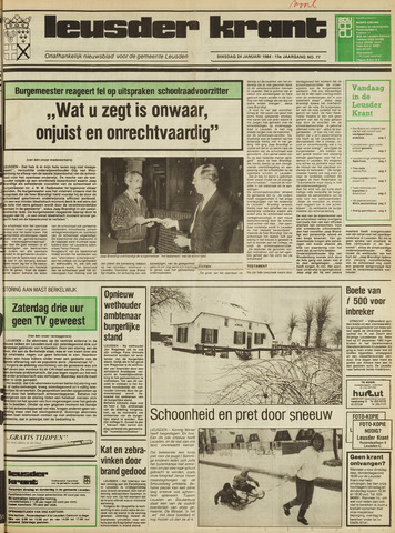 Leusder Krant 1984-01-24