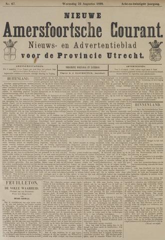 Nieuwe Amersfoortsche Courant 1899-08-23