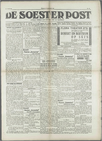 Soester Courant 1933-08-18