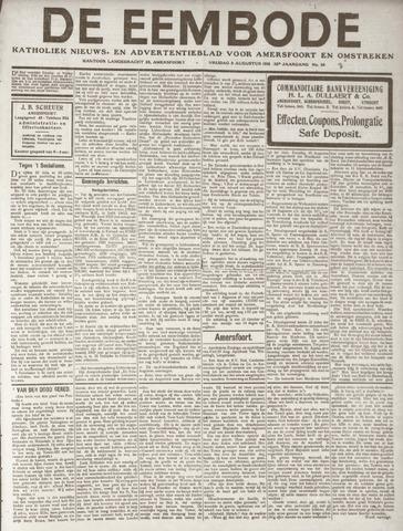 De Eembode 1918-08-02