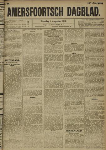 Amersfoortsch Dagblad 1911-08-01