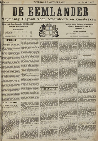 De Eemlander 1907-10-05
