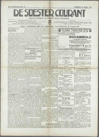 Soester Courant 1934-04-13