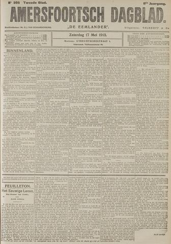 Amersfoortsch Dagblad / De Eemlander 1913-05-17
