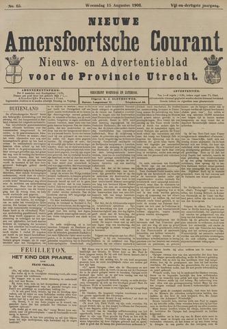 Nieuwe Amersfoortsche Courant 1906-08-15