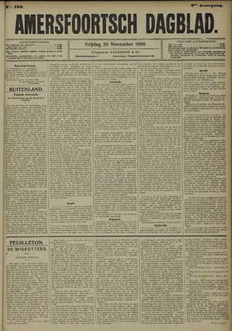 Amersfoortsch Dagblad 1909-11-26