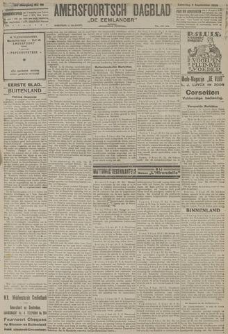 Amersfoortsch Dagblad / De Eemlander 1920-09-04