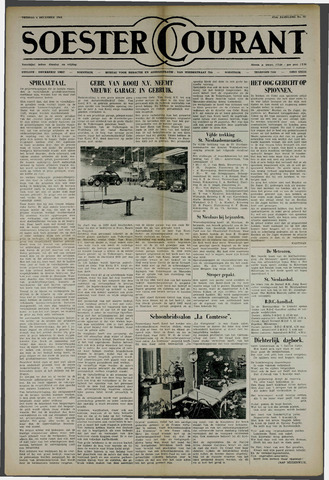 Soester Courant 1963-12-06
