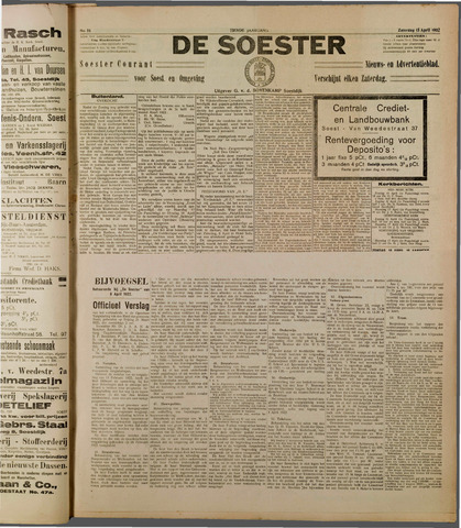 De Soester 1922-04-15