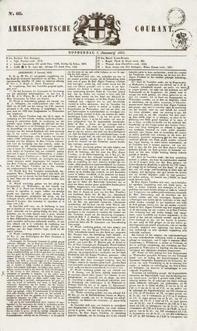 Amersfoortsche Courant 1853