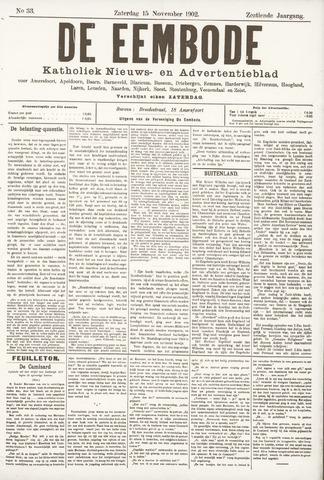 De Eembode 1902-11-15