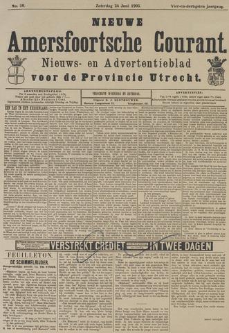 Nieuwe Amersfoortsche Courant 1905-06-24