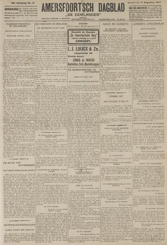 Amersfoortsch Dagblad / De Eemlander 1927-08-17