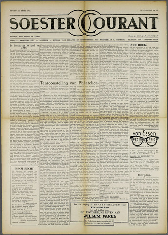 Soester Courant 1955-03-15
