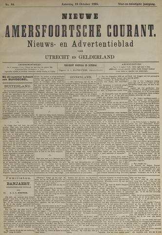 Nieuwe Amersfoortsche Courant 1895-10-19