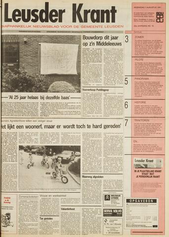 Leusder Krant 1991-08-07