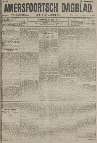 Amersfoortsch Dagblad / De Eemlander 1917-07-19