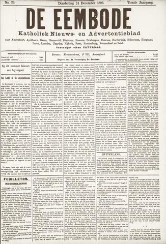 De Eembode 1896-12-24