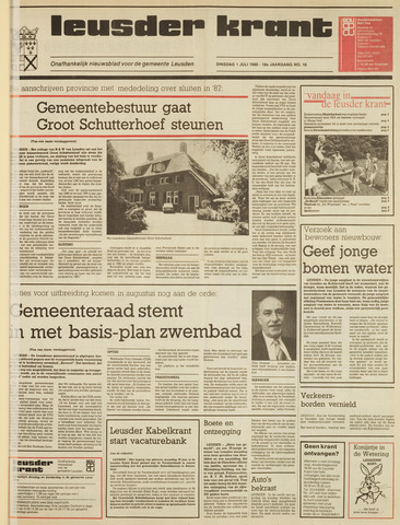 Leusder Krant 1986-07-01