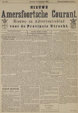 Nieuwe Amersfoortsche Courant 1903-12-19