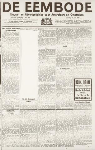 De Eembode 1914-06-09
