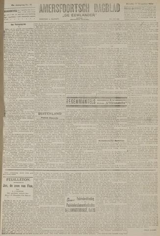 Amersfoortsch Dagblad / De Eemlander 1920-08-17