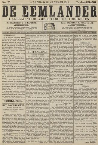 De Eemlander 1910-01-31