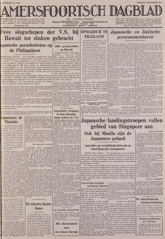 Amersfoortsch Dagblad / De Eemlander 1941-12-09