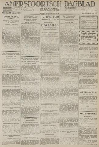 Amersfoortsch Dagblad / De Eemlander 1928-02-29