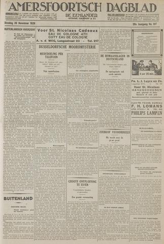 Amersfoortsch Dagblad / De Eemlander 1929-11-26