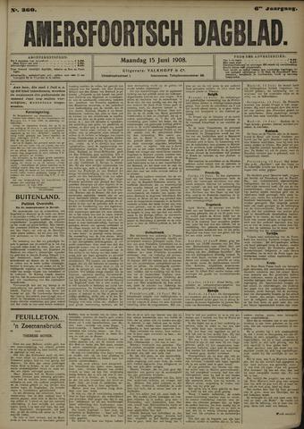 Amersfoortsch Dagblad 1908-06-15