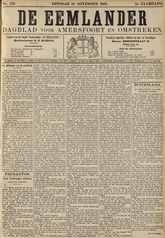 De Eemlander 1908-11-10