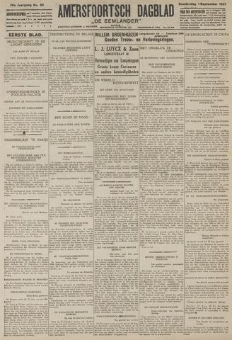 Amersfoortsch Dagblad / De Eemlander 1927-09-01