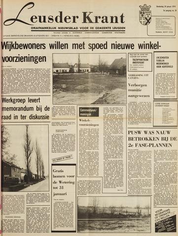 Leusder Krant 1974-01-24