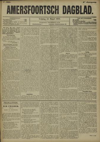 Amersfoortsch Dagblad 1905-03-24