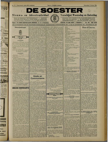 De Soester 1934-10-03