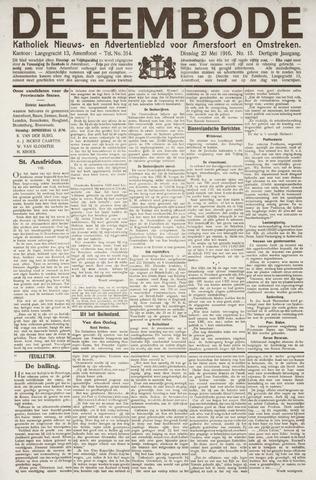 De Eembode 1916-05-23