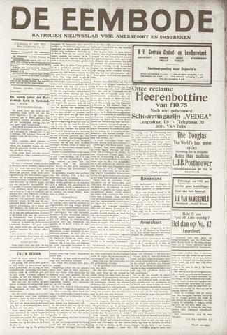 De Eembode 1921-05-27