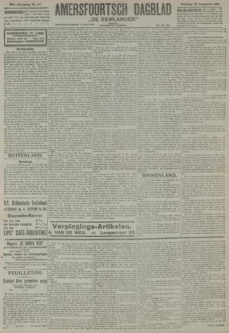 Amersfoortsch Dagblad / De Eemlander 1921-08-30