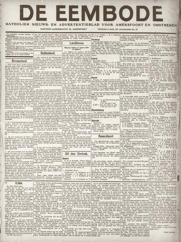De Eembode 1919-08-05