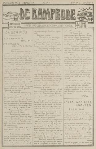De Kampbode 1917-07-01