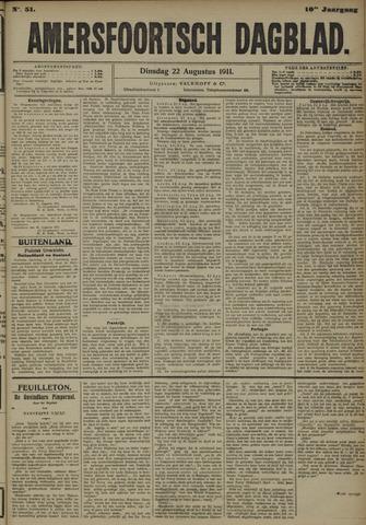 Amersfoortsch Dagblad 1911-08-22
