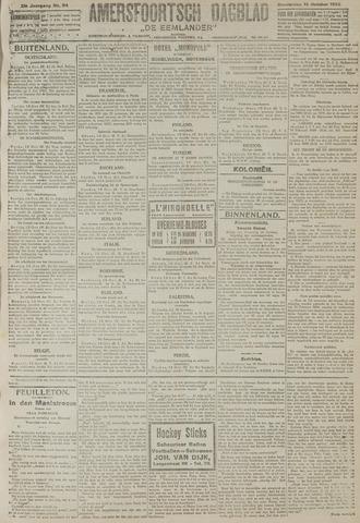 Amersfoortsch Dagblad / De Eemlander 1922-10-19