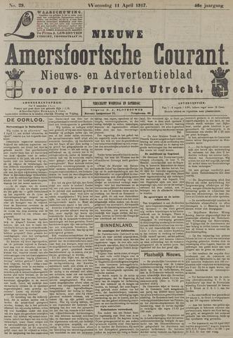 Nieuwe Amersfoortsche Courant 1917-04-11
