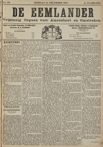 De Eemlander 1907-12-24