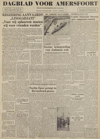 Dagblad voor Amersfoort 1946-12-11