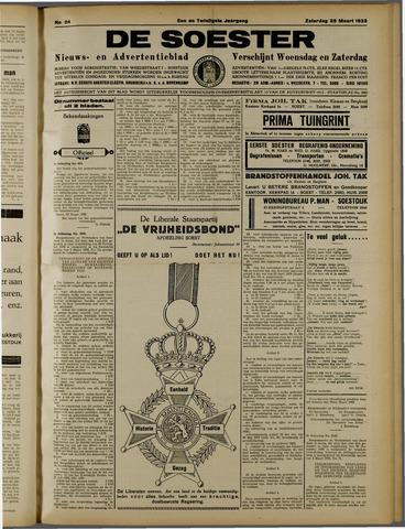 De Soester 1933-03-25
